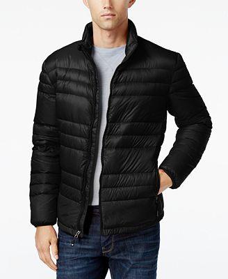 32 Degrees Men's Packable Down Jacket - Coats & Jackets - Men - Macy's