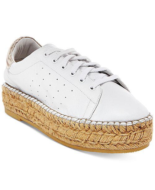 609aa2cfdd5 STEVEN by Steve Madden Women s Pace Platform Sneakers   Reviews ...
