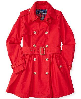 Girls Lightweight Coat | Han Coats