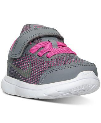 Nike Toddler Girls' Flex 2016 RN Running Sneakers from Finish Line
