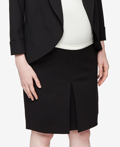 A Pea In The Pod Maternity Pencil Skirt