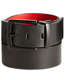 30mm Logo Belt, Big Boys