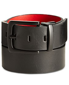Levi's® 30mm Logo Belt, Big Boys
