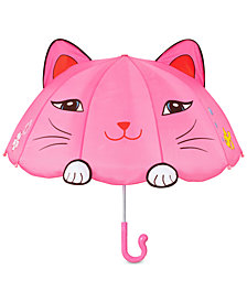Kidorable Lucky Cat Umbrella, One Size