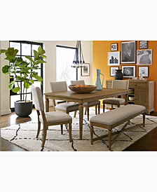 Summerside Dining Furniture Collection, Created for Macy's