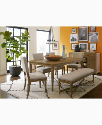 Summerside Dining Furniture Collection, Created For Macyu0027s