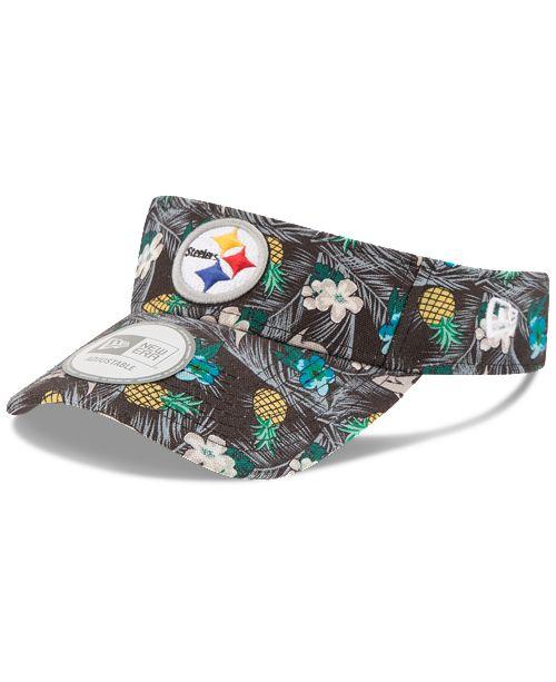 New Era Pittsburgh Steelers Mahalo Visor