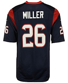 Men's Lamar Miller Houston Texans Game Jersey