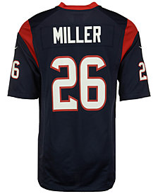Nike Men's Lamar Miller Houston Texans Game Jersey