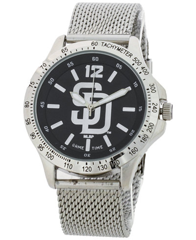 Game Time San Diego Padres Cage Series Watch