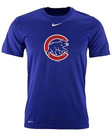 Nike Men's Chicago Cubs BP Logo Legend T-Shirt