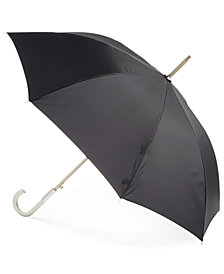 Totes Auto Open Stick Umbrella with NeverWet®