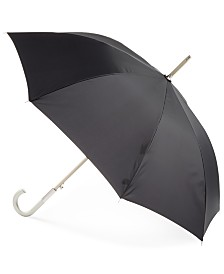 Totes Auto Open Stick Umbrella with NeverWet®