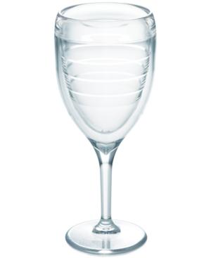 Tervis Tumbler Drinkware, Clear 9 oz. Wine Goblet