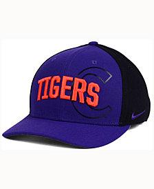 Nike Clemson Tigers Classic 99 Swoosh Flex Cap
