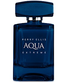 Perry Ellis Men's Aqua Extreme Eau de Toilette, 3.4 oz