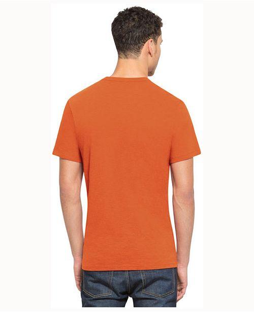 3d9feb82 47 Brand Men's Cincinnati Bengals Wordmark Scrum T-Shirt - Sports ...