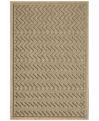 Water Guard Chevron 3'x5' Doormat
