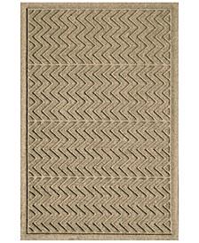Water Guard Chevron 3'x5' Doormat