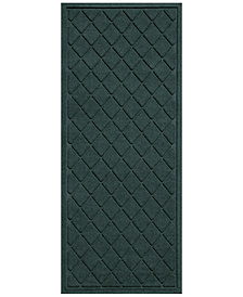 "Bungalow Flooring Water Guard Argyle 22""x60"" Doormat"