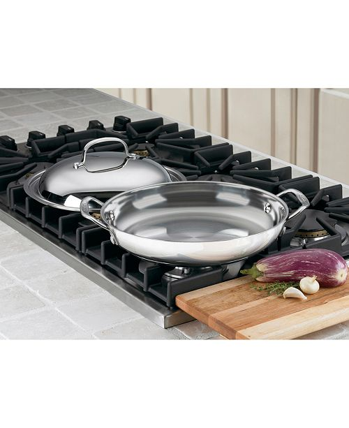 Cuisinart Dish Rack New Cuisinart Stainless Steel 60 Everyday Pan Cookware Cookware