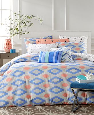 CLOSEOUT! Whim by Martha Stewart Collection Diamond In The Rough Bedding Collection, Only at Macy's