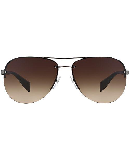 a741e4b57ac Prada Linea Rossa Sunglasses