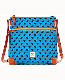Dooney & Bourke Carolina Panthers Crossbody Purse