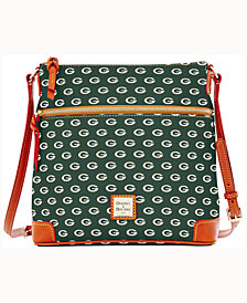 Dooney & Bourke Green Bay Packers Crossbody Purse