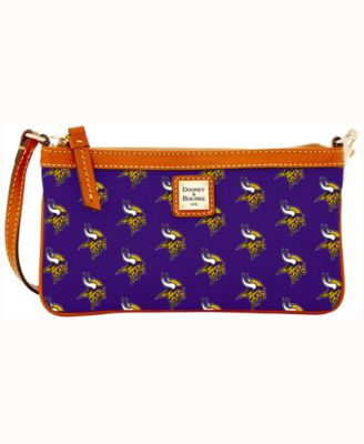 Minnesota Vikings Large Slim Wristlet