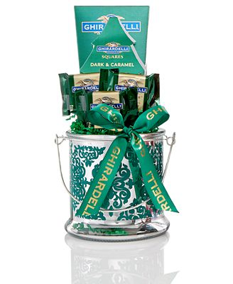 Design Pac Ghirardelli Gift with Candle Holder set