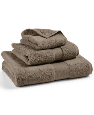 Hotel Collection CLOSEOUT! Premier MicroCotton Bath Towel Collection ...