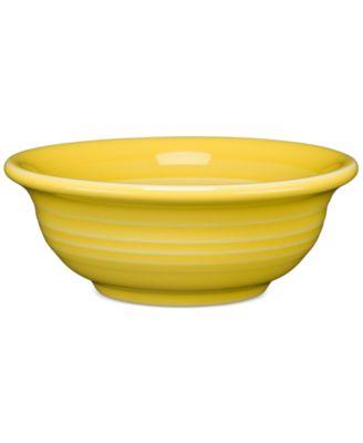 Fiesta Inidual Fruit Bowl  sc 1 st  Macy\u0027s & Fiesta Inidual Fruit Bowl - Dinnerware - Dining \u0026 Entertaining ...