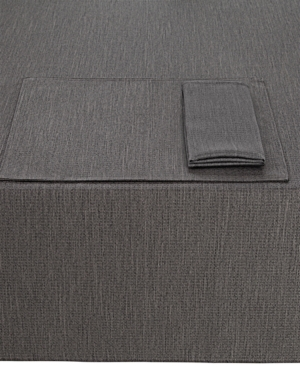Noritake Colorwave Graphite Collection 70 Round Tablecloth