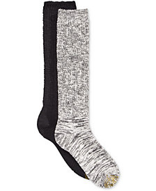 Gold Toe Women's 2-Pk. Boot Socks