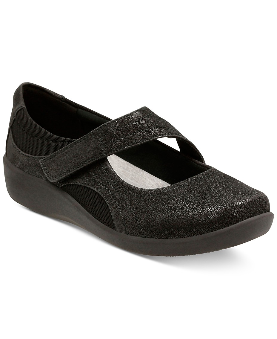 60db6bd5 Clarks Collection Women's Cloudsteppers™ Sillian Bella Mary Jane ...