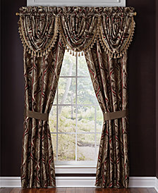 "Croscill Bradney 48"" x 33"" Window Valance"