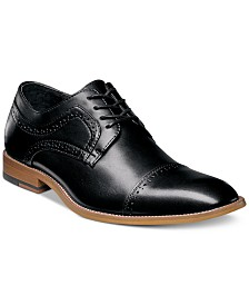 Stacy Adams Men's Dickinson Cap Toe Oxfords
