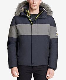 VRY WRM™ Men's Snokat Polar Oxford Hooded Coat