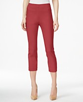 c0a6958888eb31 Style & Co Petite Pull-On Capri Pants, Created for Macy's