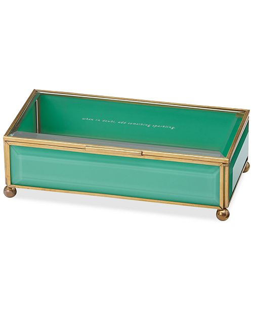 kate spade new york CLOSEOUT! Out of the Box Jewelry Box