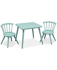 Rowlee Table & 2 Chair Set