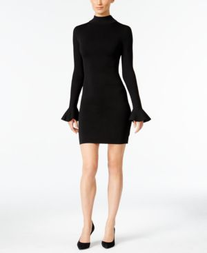 Michael Michael Kors Bell-Sleeve Bodycon Dress 2976091