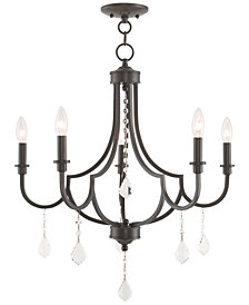 Livex Glendale 5-Light Chandelier