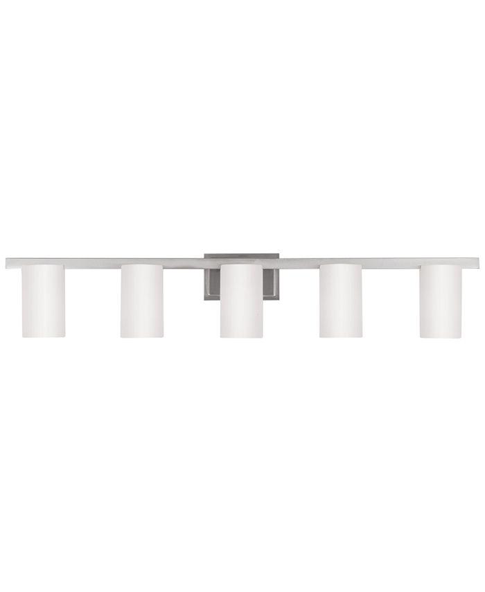 Livex - Astoria 5-Light Vanity Bar
