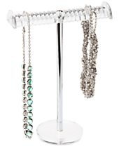 Honey Can Do Acrylic Justine Necklace Stand