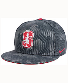 Nike Stanford Cardinal Anthracite Snapback Cap