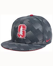 Nike Stanford Cardinal Anthracite Snapback Cap