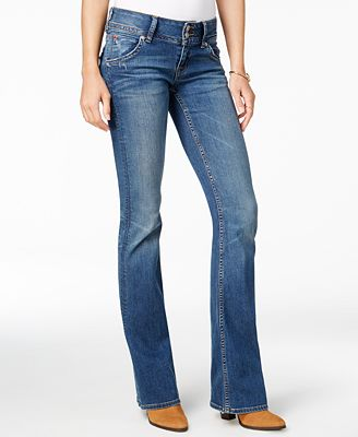 Hudson Jeans Bootcut Jeans, Point Break Wash - Jeans - Women - Macy's