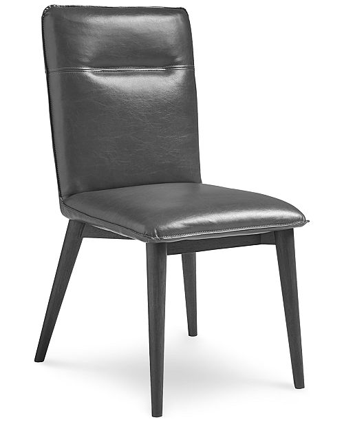 Furniture CLOSEOUT! Callisto Marble Dining Chair, Created for Macy's